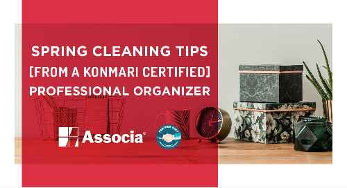 Partner Post: Spring Cleaning Tips from a KonMari Certified Professional Organizer