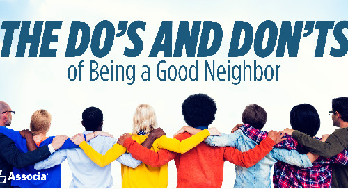 The Dos and Don'ts of Being a Good Neighbor