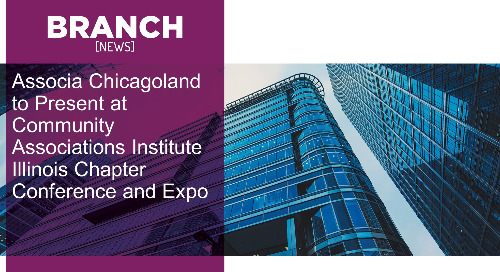 Associa Chicagoland to Present at Community Associations Institute Illinois Chapter Conference and Expo