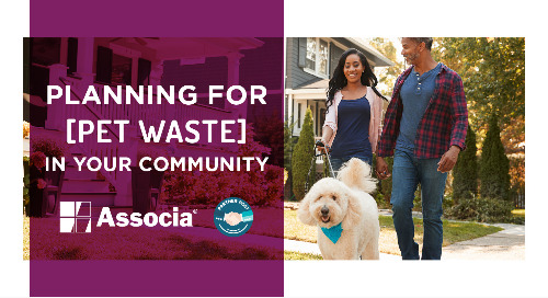 Partner Post: Planning For Pet Waste In Your Community
