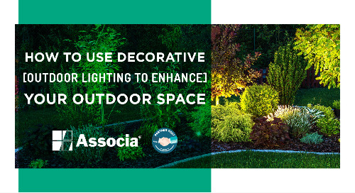 Partner Post: How to Use Decorative Outdoor Lighting to Enhance Your Outdoor Space