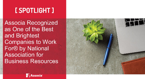 Associa Recognized as One of the Best and Brightest Companies to Work For® by National Association for Business Resources