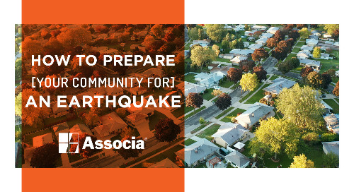 How to Prepare Your Community for an Earthquake