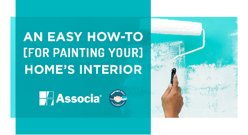 Partner Post: An Easy How-to for Painting Your Home's Interior