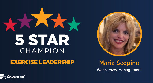 5 Star Champion: Maria Scopino