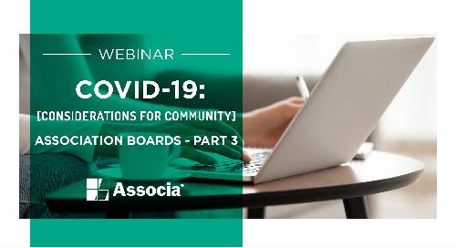 COVID-19 Webinar - Part 3