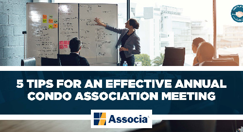 Partner Post: Five Tips for an Effective Annual Condo Association Meeting