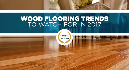 Partner Post: Wood Flooring Trends to Watch for in 2017