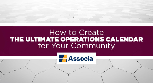 How to Create The Ultimate Operations Calendar for Your Community