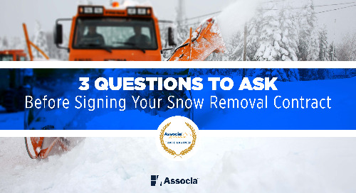 Partner Post: 3 Questions to Ask Before Signing Your Snow Removal Contract