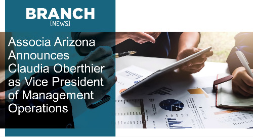 Associa Arizona Announces Claudia Oberthier as Vice President of Management Operations
