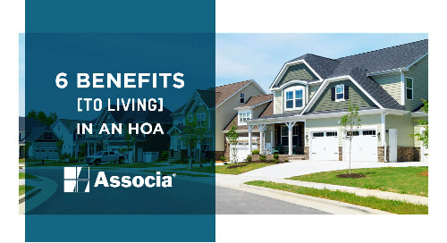 6 Benefits to Living in an HOA
