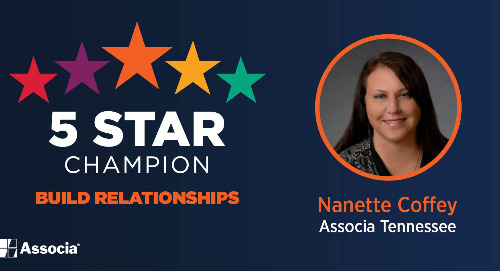 5 Star Champion: Nanette Coffey