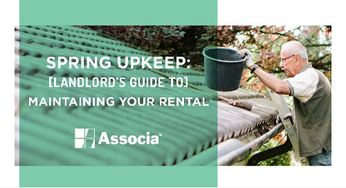 Spring Upkeep: Landlord's Guide to Maintaining Your Rental