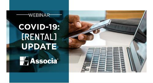 COVID-19 Webinar - Rental Update