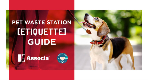Partner Post: Pet Waste Station Etiquette Guide