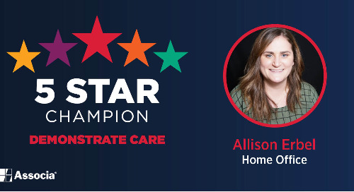 5 Star Champion: Allison Erbel