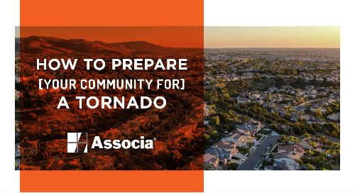 How to Prepare Your Community for a Tornado