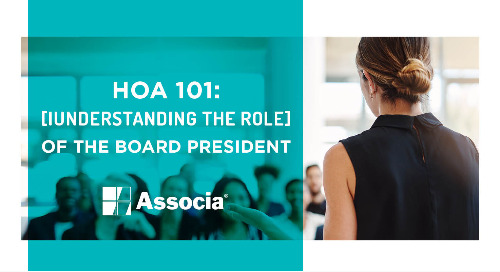 HOA 101: Understanding the Role of the Board President