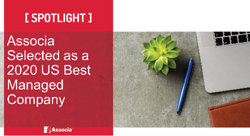 Associa Selected as a 2020 US Best Managed Company