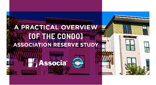 Partner Post: A Practical Overview of the Condo Association Reserve Study