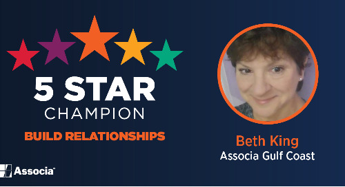 5 Star Champion: Beth King