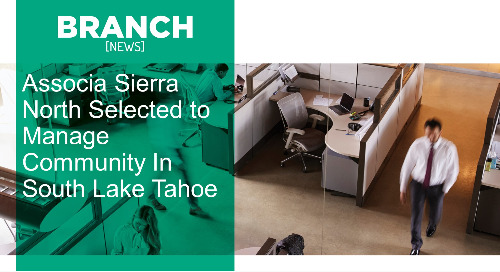 Associa Sierra North Selected to Manage Community In South Lake Tahoe