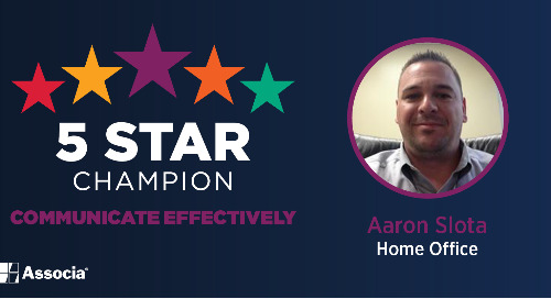 5 Star Champion: Aaron Slota
