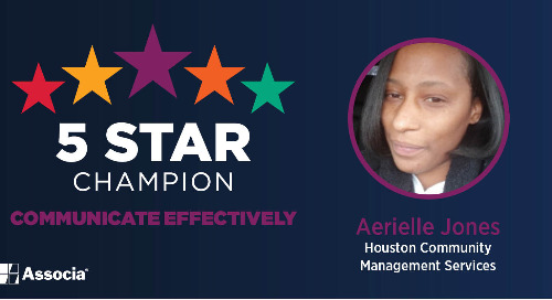 5 Star Champion: Aerielle Jones