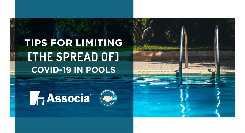 Partner Post: Tips for Limiting the Spread of COVID-19 in Pools