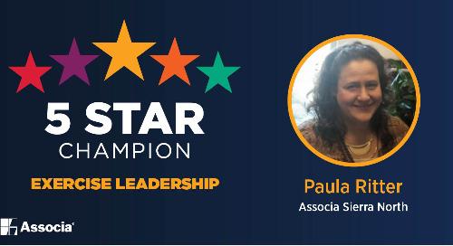 5 Star Champion: Paula Ritter
