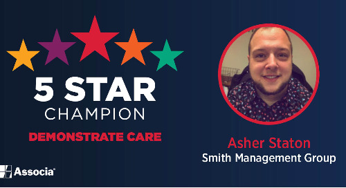 5 Star Champion: Asher Staton