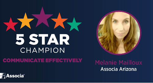5 Star Champion: Melanie Mailloux