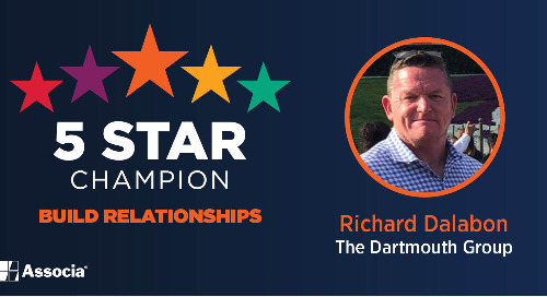 5 Star Champion: Richard Dalabon