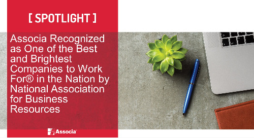Associa Recognized as One of the Best and Brightest Companies to Work For® in the Nation by National Association for Business Resources