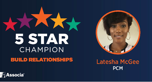 5 Star Champion: Latesha McGee
