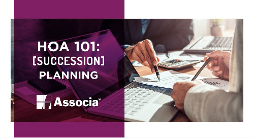 HOA 101: Succession Planning