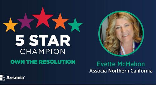 5 Star Champion: Evette McMahon