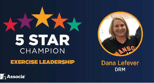 5 Star Champion: Dana Lefever