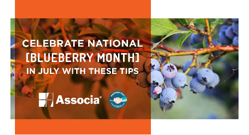 Partner Post: Celebrate National Blueberry Month in July with These Tips