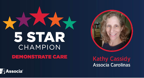 5 Star Champion: Kathy Cassidy