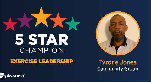 5 Star Champion: Tyrone Jones