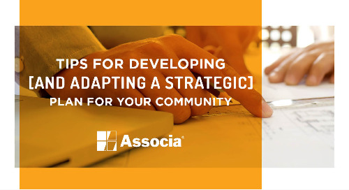Tips for Developing and Adapting a Strategic Plan for Your Community