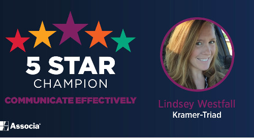 5 Star Champion: Lindsey Westfall