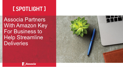 Associa Partners With Amazon Key For Business to Help Streamline Deliveries