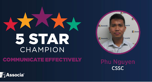 5 Star Champion: Phu Nguyen