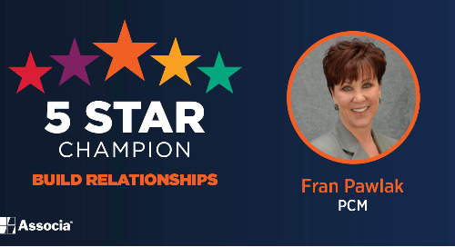 5 Star Champion: Fran Pawlak