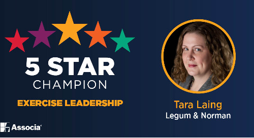 5 Star Champion: Tara Laing