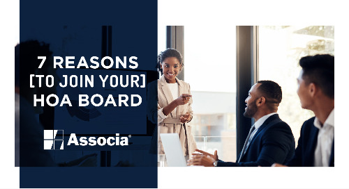 7 Reasons to Join Your HOA Board