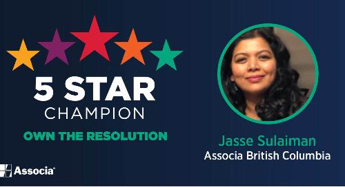 5 Star Champion: Jasse Sulaiman